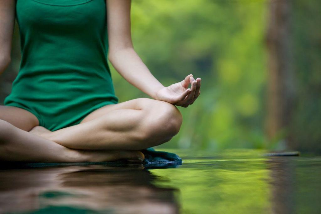 Klik på billedet og se en kort video om meditations workshoppen