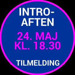 Intro-aften maj 2018